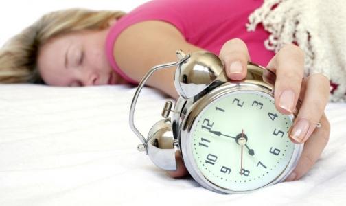 Перевод часов вредит здоровью