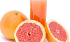 Не запивайте лекарства грейпфрутовым соком