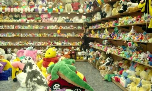 Выбираем игрушку для ребенка