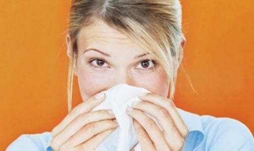В городе зафиксировано 20 случаев «свиного» гриппа