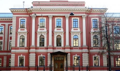 Детские больницы Петербурга модернизируются