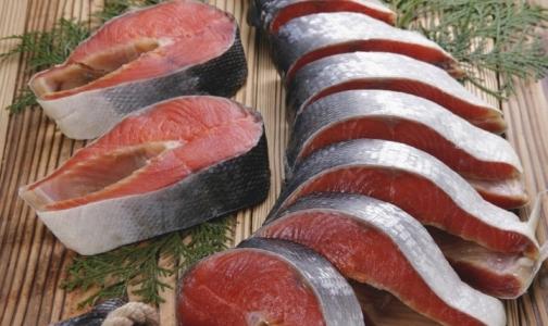 Одна порция рыбы в неделю защитит от проблем со зрением