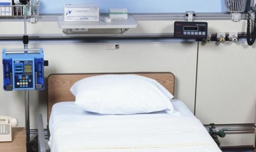Смольный выделит деньги на ремонт больницы