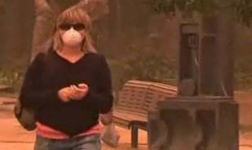 Готовиться ли петербуржцам к пыльным бурям?
