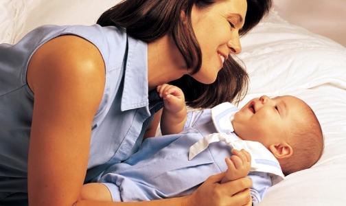 У обеспеченных женщин рождаются мальчики