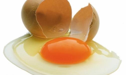Яйца похудели