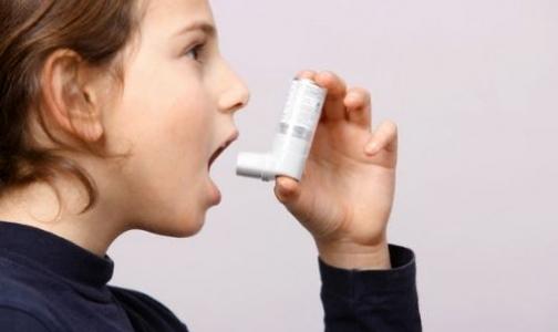 Вредные привычки родителей провоцируют астму у детей