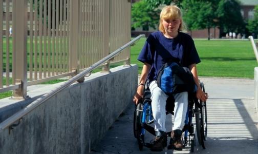 За пять лет для инвалидов приспособят девять тысяч школ