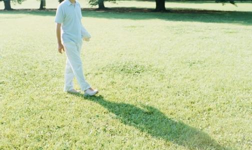 Быстрая ходьба остановит рак простаты
