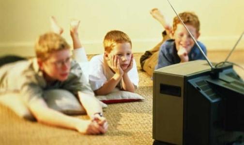 Сколько времени ваши дети тратят на просмотр телевизора?
