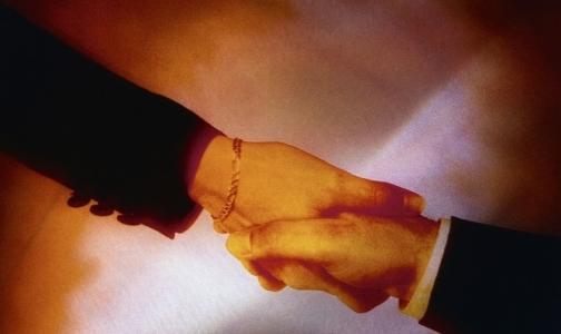 Рукопожатия безопасны