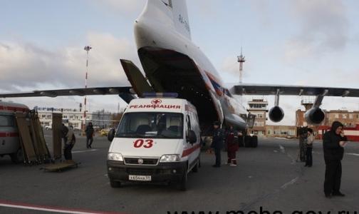 Пострадавших во Владикавказе будут спасать петербургские врачи