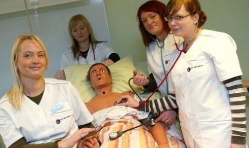 Класс-фантом в придачу к новому медицинскому вузу