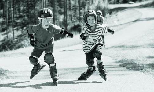 Спорт помогает мальчикам справиться с агрессией