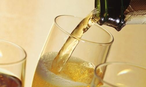 В петербургском шампанском слишком много сахара