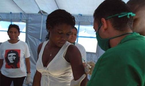 Первую в мире вакцину от рака легких начали применять на Кубе