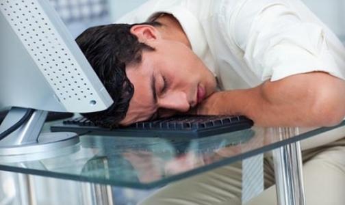 Найден метод лечения синдрома хронической усталости