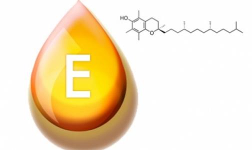 Витамин Е улучшает память