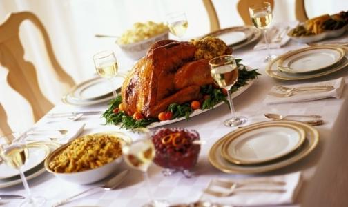 Советы доктора Шаповаловой: как уберечь свой желудок во время праздников