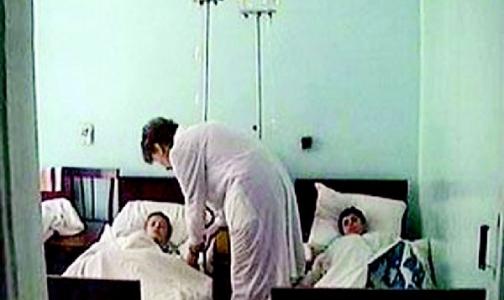 Учеников гатчинского лицея №3 выписывают из больницы