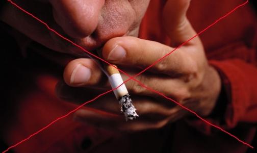 В Купчино научились бороться с курением