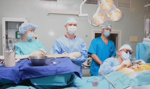1000 операций на открытом сердце выполнили в 122-й больнице