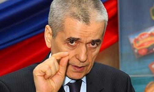 Онищенко объяснил, что ходить на выборы безопасно для здоровья