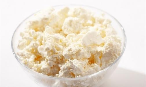 В петербургских магазинах продают творог без молочного белка