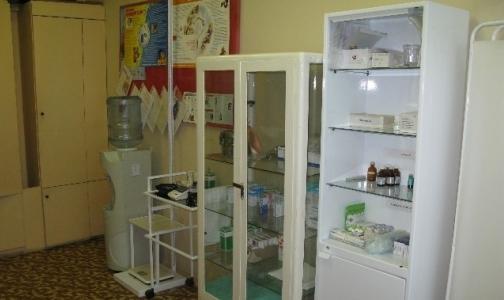 В детском саду Петродворцового района нет средств неотложной помощи