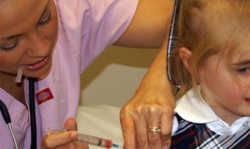 Ленобласть присоединилась к Европейской неделе иммунизации