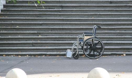 Инвалидам готовят спуск в метро