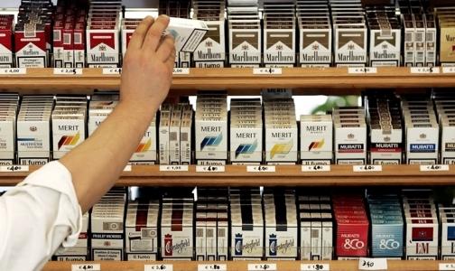 Средняя цена на сигареты вырастет в пять раз – до 146 рублей
