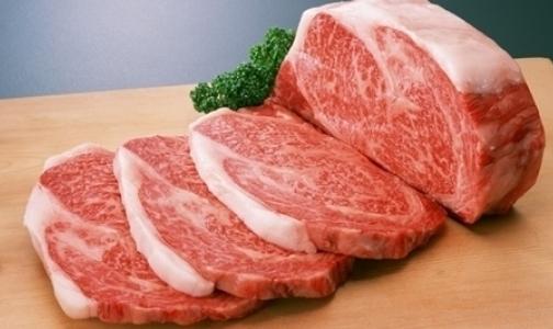 Мясо из ближнего зарубежья задержали в Петербурге