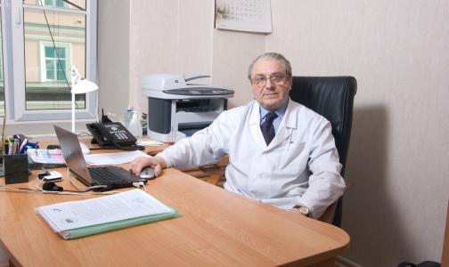 Задайте вопрос главному терапевту Петербурга