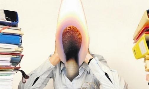 Треть студентов-медиков уже «сгорели на работе»
