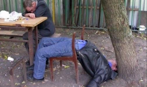 Врачи составили портрет российского алкоголика