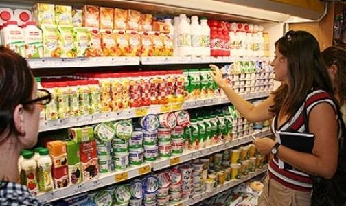 В пяти петербургских магазинах торговали испорченными продуктами
