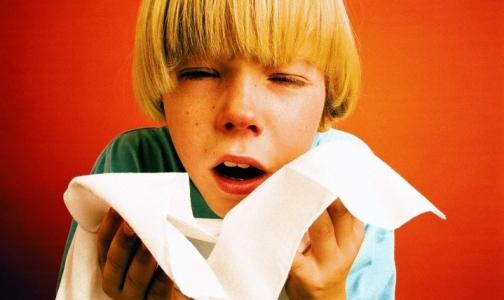 Заболеваемость ОРВИ в Петербурге превышает недельный эпидпорог на 17-25%. Пока только у детей
