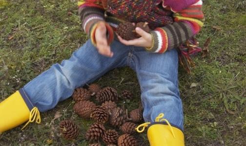 Ученые выяснили, что грязь полезна для здоровья ребенка