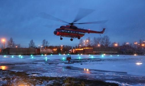 1-я детская больница готова к круглосуточному приему вертолетов с тяжелобольными