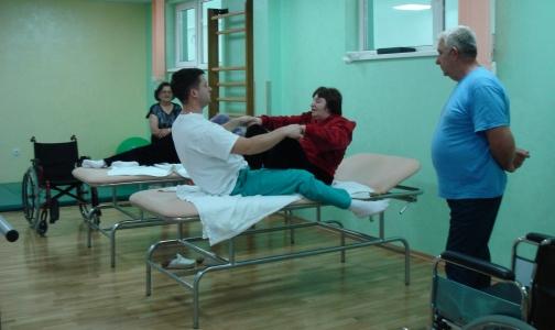 В каких поликлиниках Петербурга открыты кабинеты восстановительного лечения