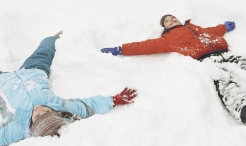 32 петербуржца попали в больницу с обморожениями с начала холодов