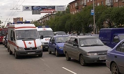 Что происходит, когда водители не пропускают машину «Скорой помощи»