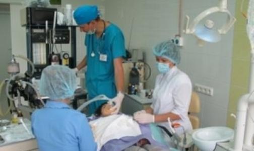 После ремонта в 1-й детской больнице открылся новый этаж поликлинического отделения