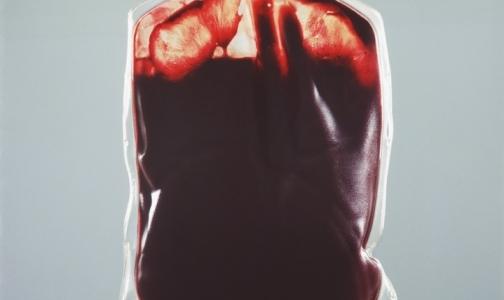 Петербургским донорам перестанут платить деньги за кровь, зато накормят