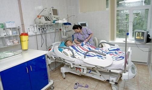 В Петербурге в кратчайшие сроки будет создан детский онкологический центр