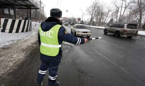 ГИБДД с медработниками будут устраивать «сплошные» проверки в поисках пьяных за рулем
