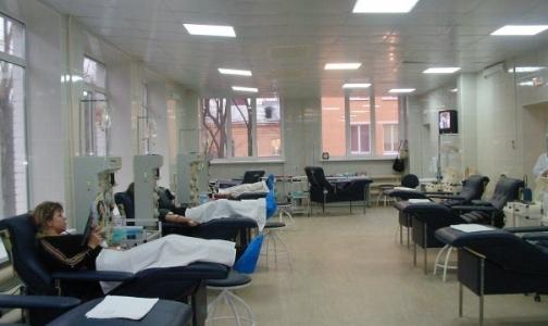 Прокуратура Петербурга проверит все станции переливания крови