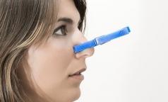 Чтобы работала голова, нужно дышать через нос