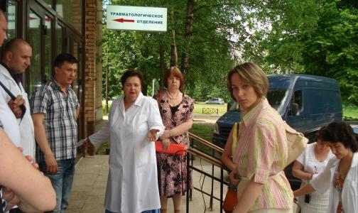 Депутат петербургского ЗакСа опасается репрессий по отношению к врачам 51-й поликлинике